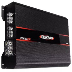 SounDigital SD1200.4D Evo2 - 4 ohm