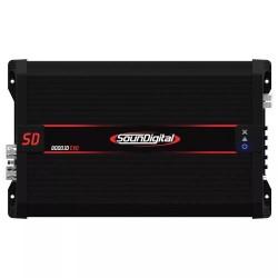 SounDigital SD8000.1D Evo2 - 2 ohm