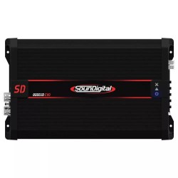 SounDigital SD8000.1D Evo2 - 1 ohm