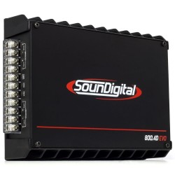 SounDigital SD800.4D Evo2 - 4 ohm