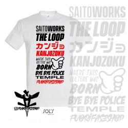 T-shirt JDM